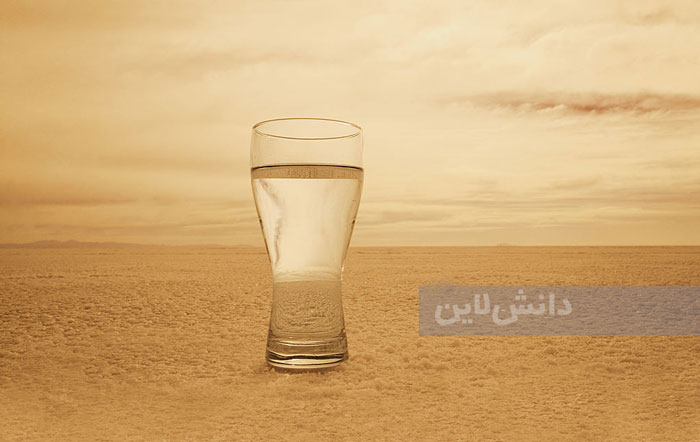 ضرورت استفاده از آب شیرین کن
