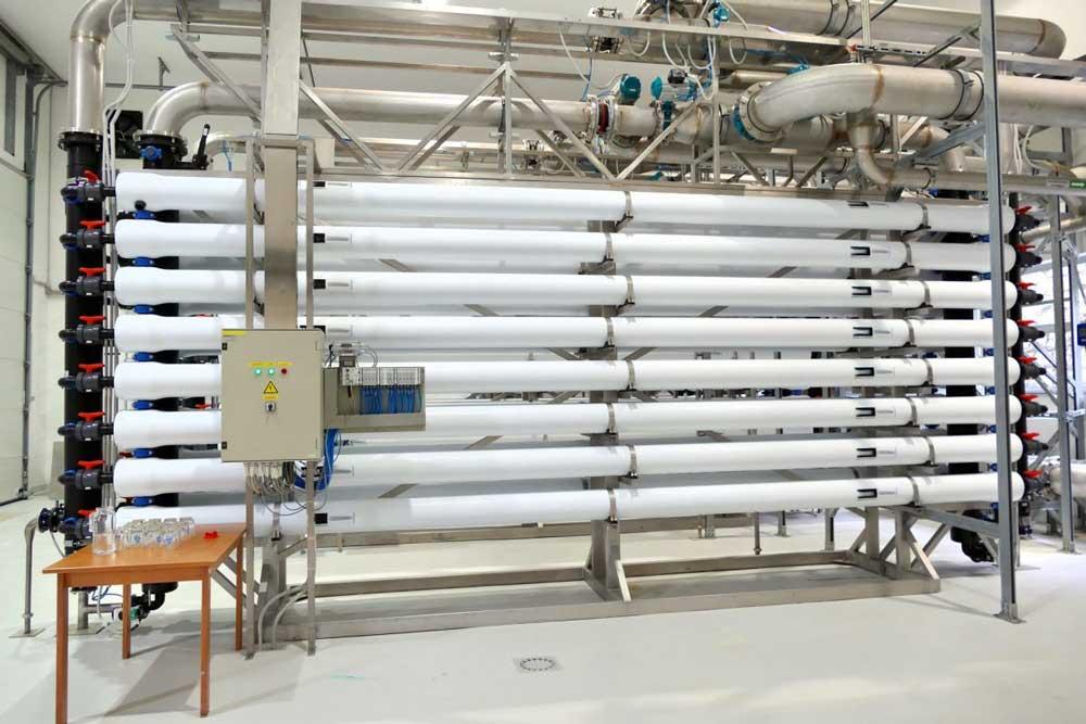 تصفیه آب اسمز معکوس راهکاری برای استفاده مجدد از آب در صنایع ...