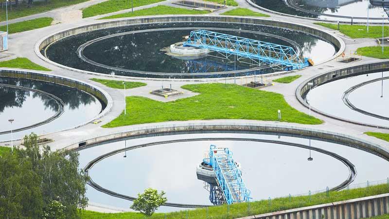 سیستم تصفیه آب سنتی