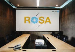 طراحی آب شیرین کن ROSA