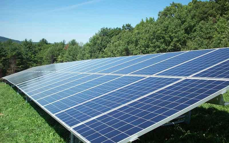 تامین انرژی آب شیرین کن اسمز معکوس از پانل های خورشیدی